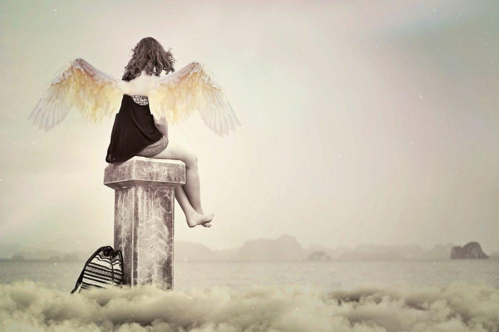 天使のイメージイラスト