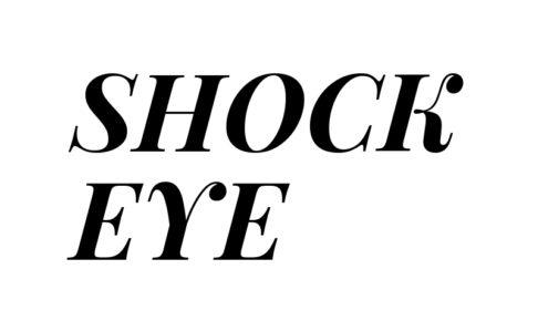 SHOCK EYE のロゴ