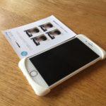 iphoneと証明写真
